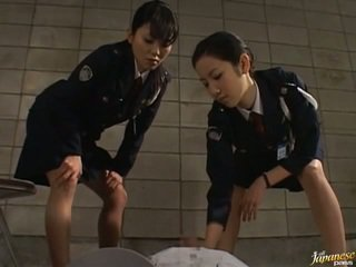 Japonez av model în the void urine acțiune