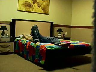 Hidden spy cam fucking a hot slut from brazil Video