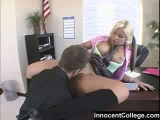 대학 여자, 귀여운, 학생