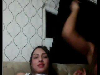grande, webcam, trans