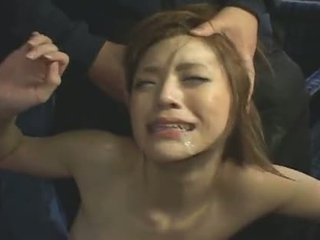 Giapponese busbanged
