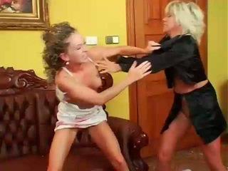 lesbiană, lupta lesbiene, muffdiving