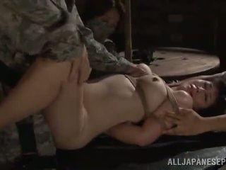 Cinese esercito hole has captured e bumped enorme