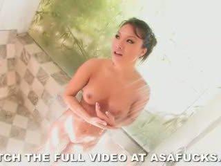 Vlhké a divé ázijské asa akira