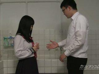 छात्र, जापानी, blowjob